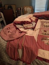 Baby Matrix Blossom Bedding 6 piece Set in DeRidder, Louisiana