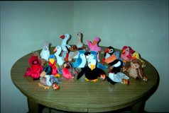Ty Retired Beanie Birds in Orland Park, Illinois