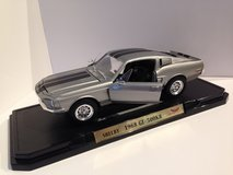 Ford Mustang Die Cast; '68 Shelby GT & Bullit! in Ramstein, Germany
