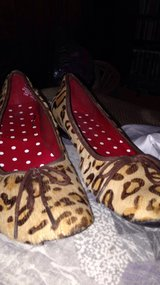 leopard Print flats size 7.5 in Fort Campbell, Kentucky