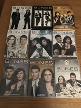 "Bones"" TV Series Season 1, 2, 3, 5, 6, 7, 8, 9, 10 in Fairfield, California"