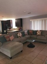 Custom Ashley Furniture Sectional with Tags in Bellaire, Texas