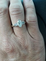 Engagement ring in Fort Campbell, Kentucky
