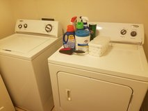 Washer and dryer in Sheppard AFB, Texas