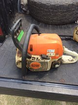 Stihl MS391 For Parts in Lake Charles, Louisiana