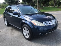 05 Nissan Murano in Warner Robins, Georgia