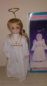Reluctant Angel Doll Pouting in Sandwich, Illinois