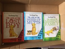The Buddy file series, 3 hardcover books in Plainfield, Illinois