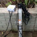 "Well pump 4"" submersible with controller in Naperville, Illinois"