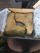 Under Armour OCP Boots in Fort Campbell, Kentucky