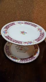 2 tier serving plate in Lockport, Illinois