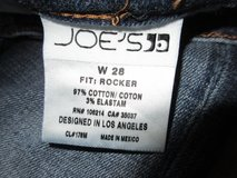 "Joe's Jeans ""Rocker"", Size 28 in Kingwood, Texas"