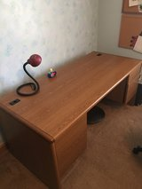 Wood Home Office Desk in Bolingbrook, Illinois
