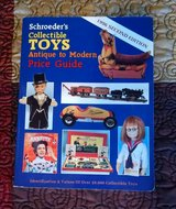 Schroeder's 1996 Second Edition Collectible Toys Antique to Modern Price Guide in Lawton, Oklahoma