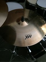 Sabian AAX Ride in Fort Rucker, Alabama