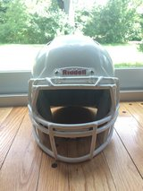 football helmet in Bolingbrook, Illinois