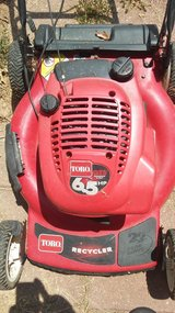 """toro recycler self propelled 21"""" (missing carb) in Fort Leonard Wood, Missouri"""