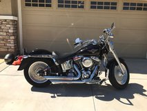 2002 Harley Davidson FatBoy in Travis AFB, California