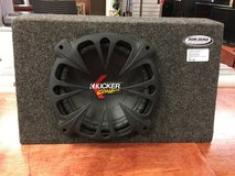 Kicker Comp VR Sub in Camp Lejeune, North Carolina