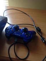 PS3 with controller and gta 5 and FIFA 15 in Columbus, Ohio