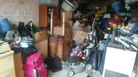 FRIDAY JUNK REMOVAL TRASH HAULING PICK UP AND DROP OFF DELIVERY in Ramstein, Germany