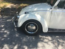 5 stock VW wheels and tires in Wilmington, North Carolina