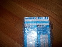 12 bulbs philips pl-l 40w/835/ 25w in Westmont, Illinois