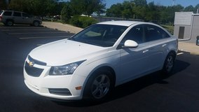 2012 Chevy Cruze LT in Naperville, Illinois