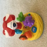 Vtech spin and learn color carousel in Bolingbrook, Illinois