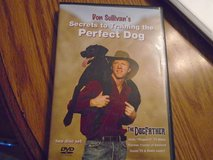 Secrets to training the perfect dog dvd-2 disc in Tinley Park, Illinois
