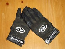 easton batting gloves-mens small in Plainfield, Illinois