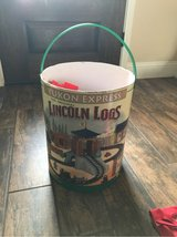 Lincoln Logs- Big set in La Grange, Texas