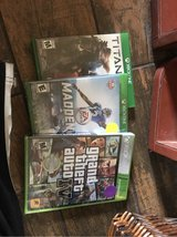 XBox Games-New in La Grange, Texas
