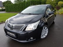 2010 Automatic Toyota Avensis D-4D TURBO DIESEL*FULL OPTION *1 YEAR WARANTEE in Spangdahlem, Germany