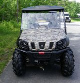 Camo 2007 Yamaha Rhino 660 4x4 ~EXTRAS~ in Hampton, Virginia