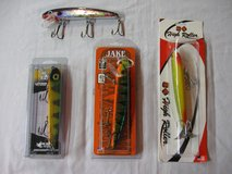 Fishing Lures in Naperville, Illinois