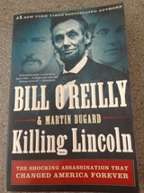 Killing Lincoln in Naperville, Illinois