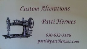 Sewing & Alterations in Naperville, Illinois