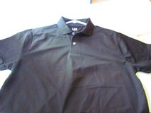 Black Polo Shirts Large in Lockport, Illinois