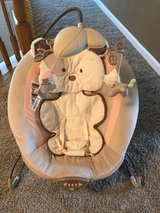 Fisher-Price My Little Snugapuppy Deluxe Bouncer in Bolingbrook, Illinois