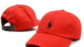 POLO STRAP BACK HAT in Fort Leonard Wood, Missouri