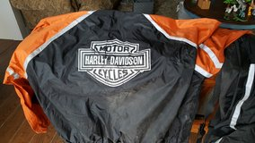 Harley Davidson Hi-Vis rain suit ~ size 2XL in Kingwood, Texas