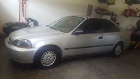 1996 Honda Civic in Fort Campbell, Kentucky