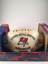 Keenan McCardell Autographed Super Bowl XXXVII 37 Limited Edition Football in Macon, Georgia