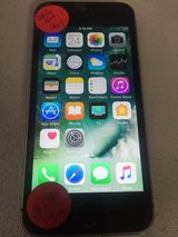 iPhone 5s 16 GB for AT&T or cricket ready to use in Oceanside, California