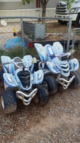two   power wheel (blue in color ) some sun damage but still runs in Alamogordo, New Mexico