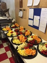 Catering server in Naperville, Illinois