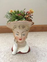 Lady Head Vase 2 in Joliet, Illinois