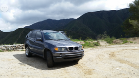 BMW x5 tow package in Fort Irwin, California