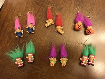 Troll Earrings in Joliet, Illinois